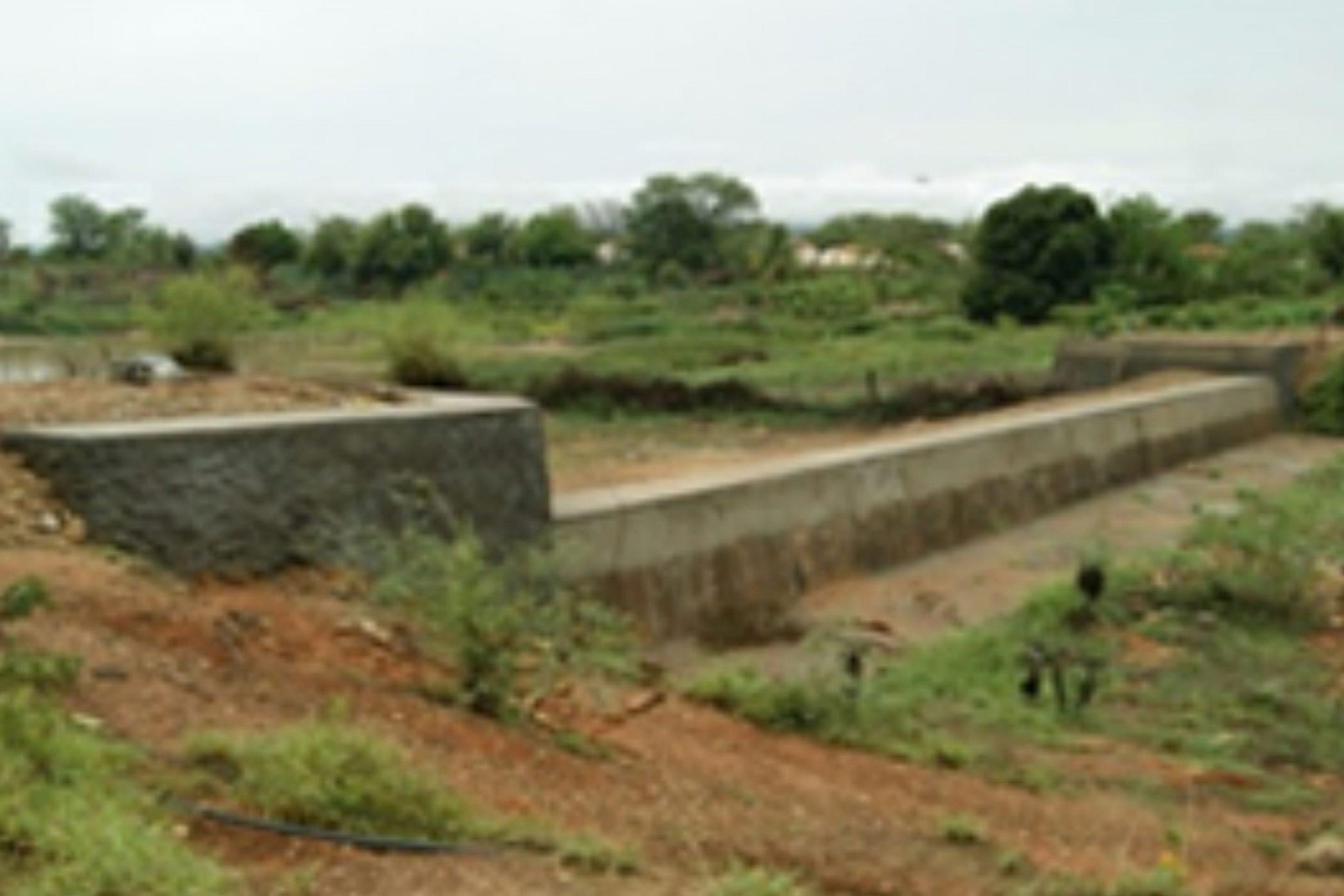 PARAMIRIM: Prefeitura amplia barragem de Várzea Redonda
