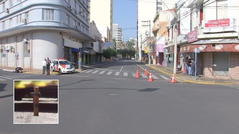 Explosivos deixados em ruas fazem Araçatuba parar após mega-assalto