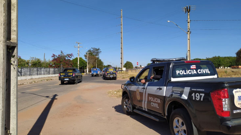 Monáda Métrisis: Roubo de cargas causa prejuízo de R$ 15 milhões em Luís Eduardo Magalhães e Brumado
